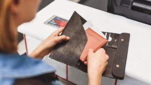 The Color Theory on Women's Wallets