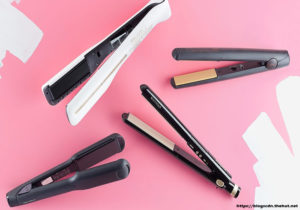 New Blue Serenity GHD Hair Straighteners - The Must Have Accessory of the Moment!