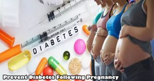 Sort 2 Diabetes - Lifestyle Intervention To prevent Diabetes Following Pregnancy