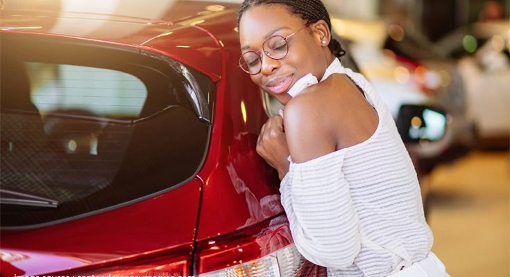 Which Model of a Car Girl Would You Buy?
